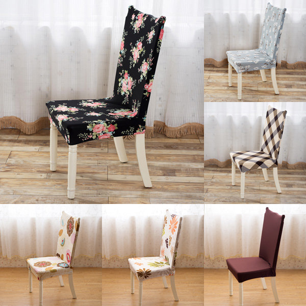 Honana WX 916 Banquet Elastic Stretch Spandex Chair Seat Cover Party Dining Room Wedding Restaurant Decor COD