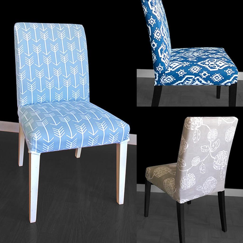 Niesamowite pokrowiec na krzesło do domu elastyczny pokrowiec przeciwporostowy HA33