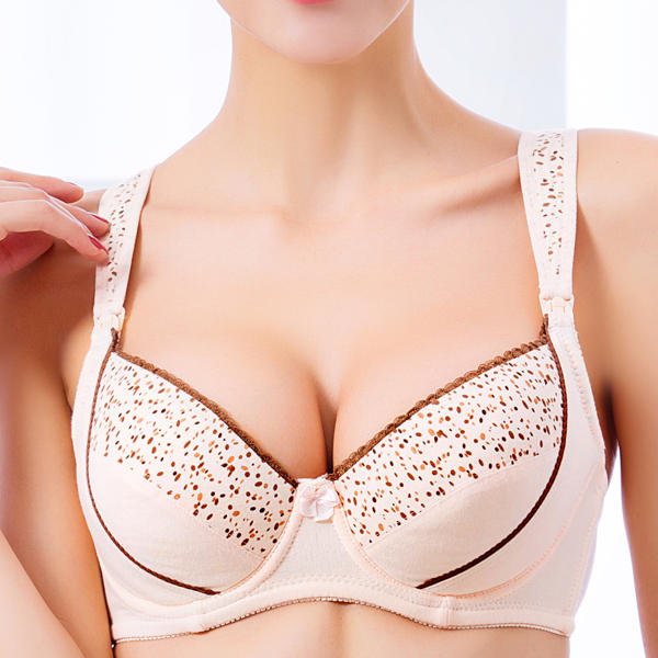 a82378f8766 cotton soft front button breastfeeding maternity bra at Banggood
