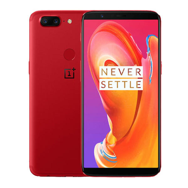 OnePlus 5T Red Global Version 6.01 Inch 8GB RAM 128GB ROM Snapdragon 835 Octa Core 4G Smartphone