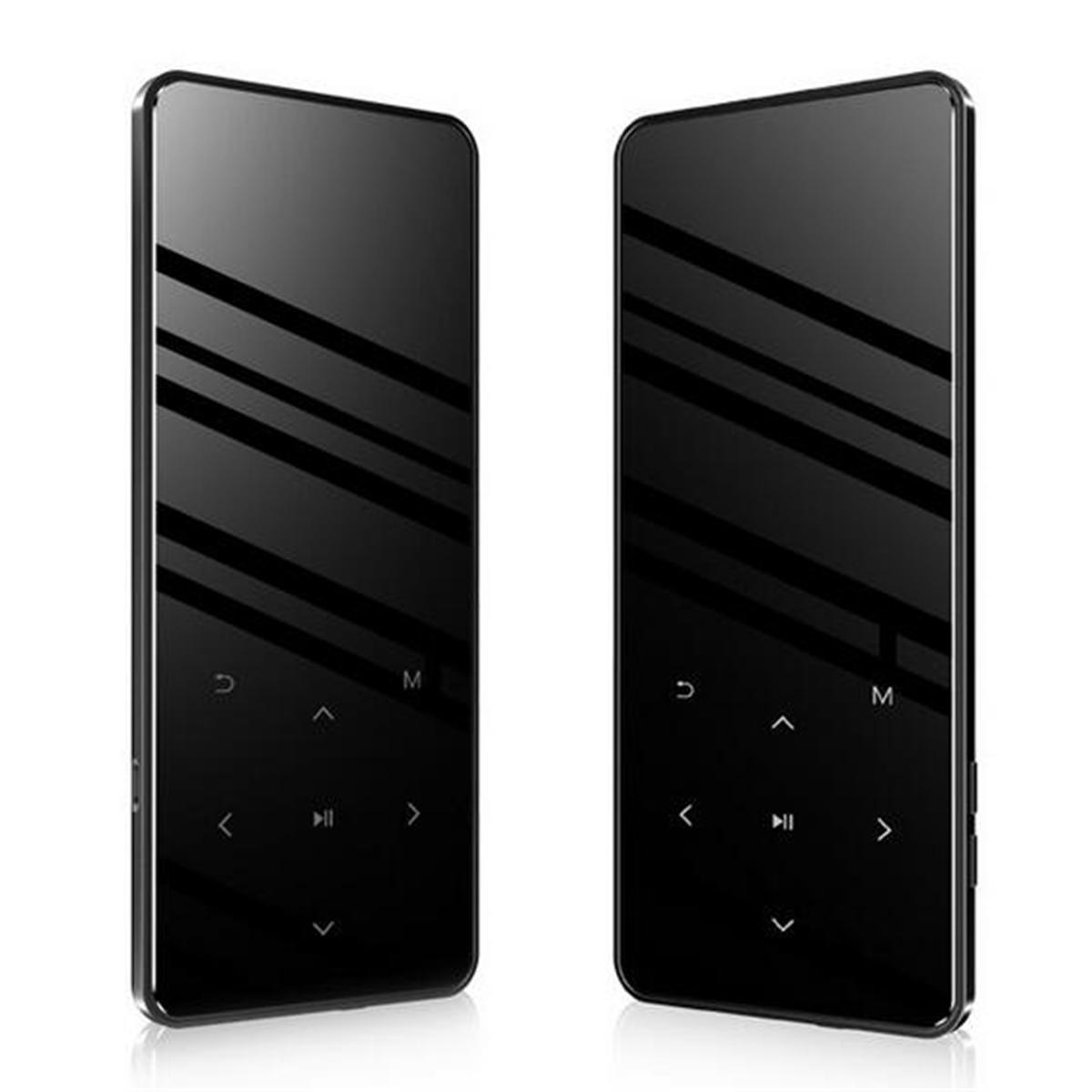 Uniscom X12 2.4 Pollici 8GB Lossless Bluetooth Lettore MP3 2.5D Touch Screen FM Radio Lettore musicale MP4
