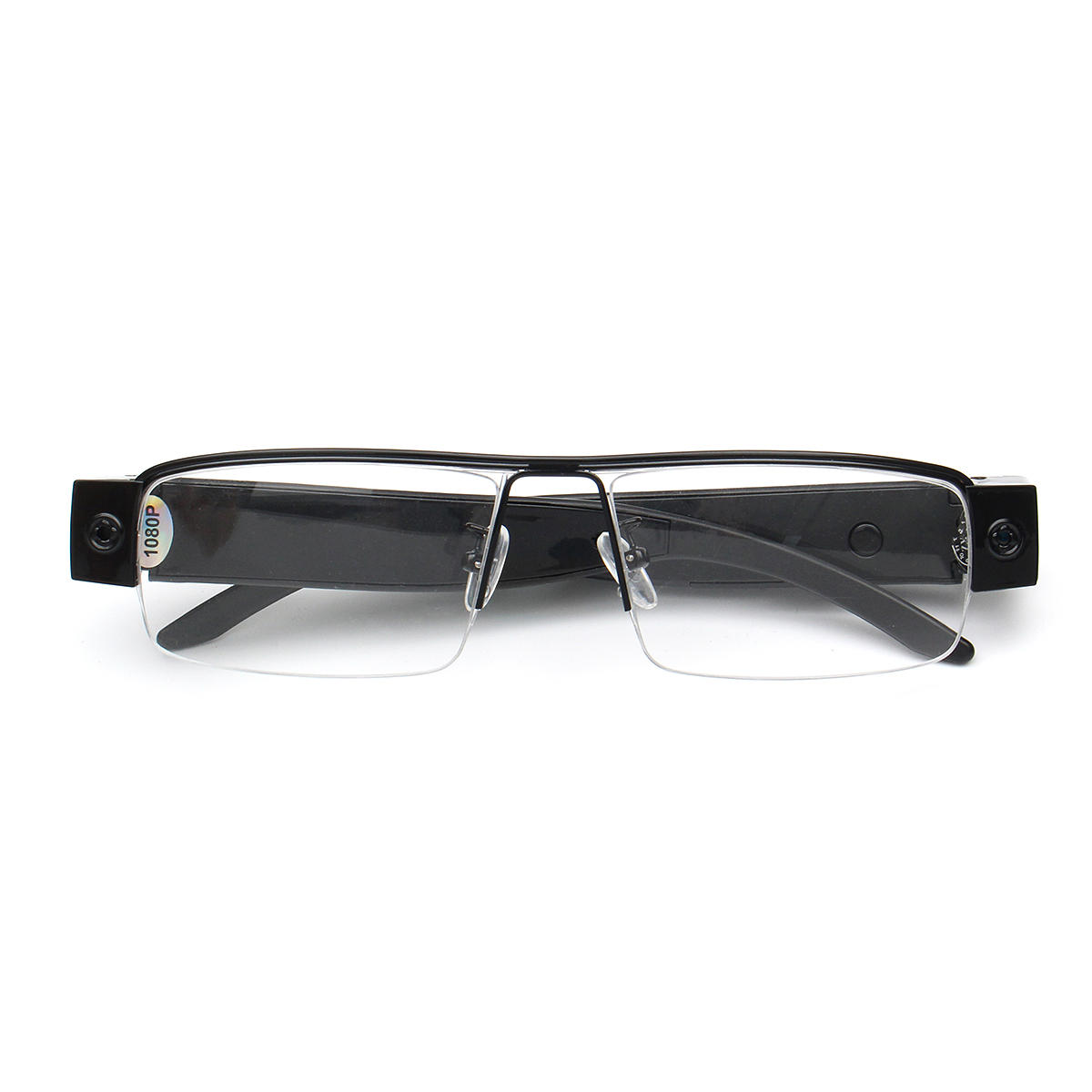 079014dad0 1080P HD Hidden Camera Eyewear Security Video Recorder DVR Glasses  Camcorder for PC Laptop COD