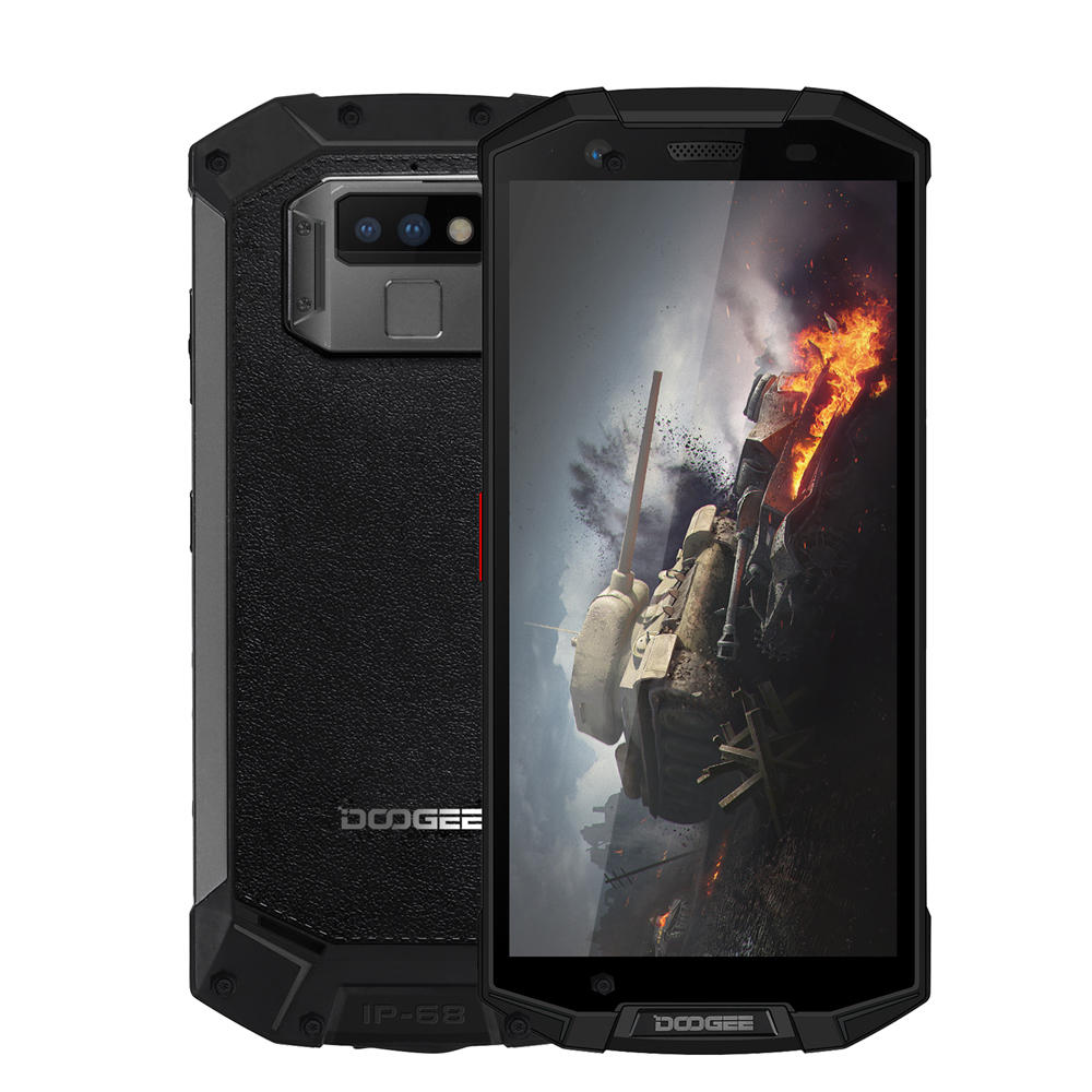 DOOGEE S70 Lite Global Bands 5.99 Inch IP68 5500mAh NFC 4GB 64GB Helio P23 Gaming Rugged Smartphone COD