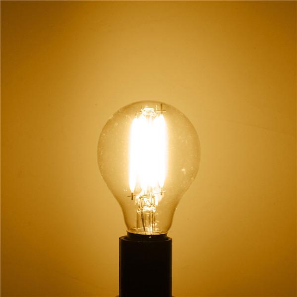 Vintage Edison Retro Incandescent Lamp E14 G45 4W COB Light Bulb AC220V