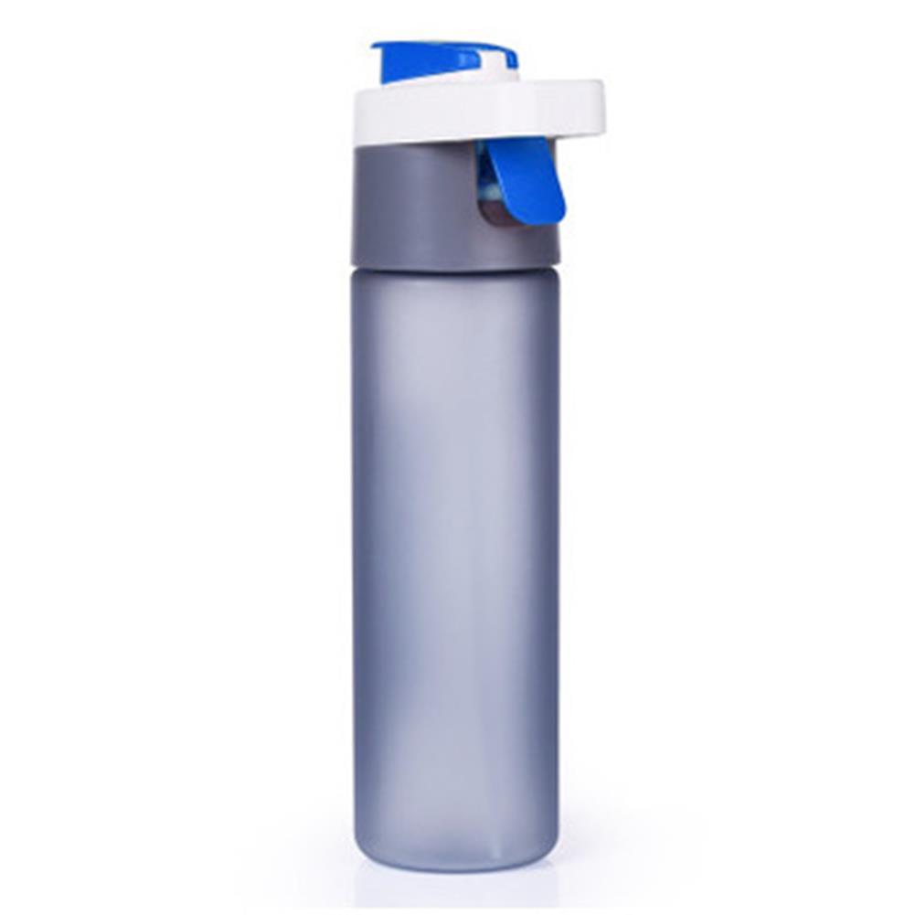 600ML bouteille d'eau en plastique extérieure Creative Traveling Sport Running Drinkware Bouilloire à vaporisation étanche