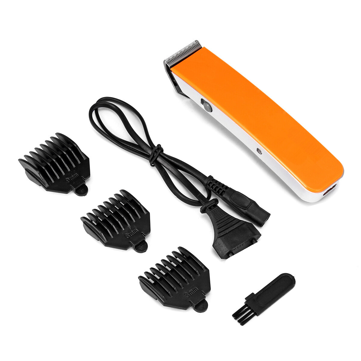 Rechargeable Electric Hair Clipper Cutter Beard Shaver Razor Trimmer Groomer