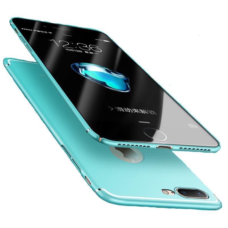 Slim Anti Fingerprint Hard PC Protective Case For iPhone X/8/8Plus/7/7 Plus/6/6s/6 Plus/6s Plus