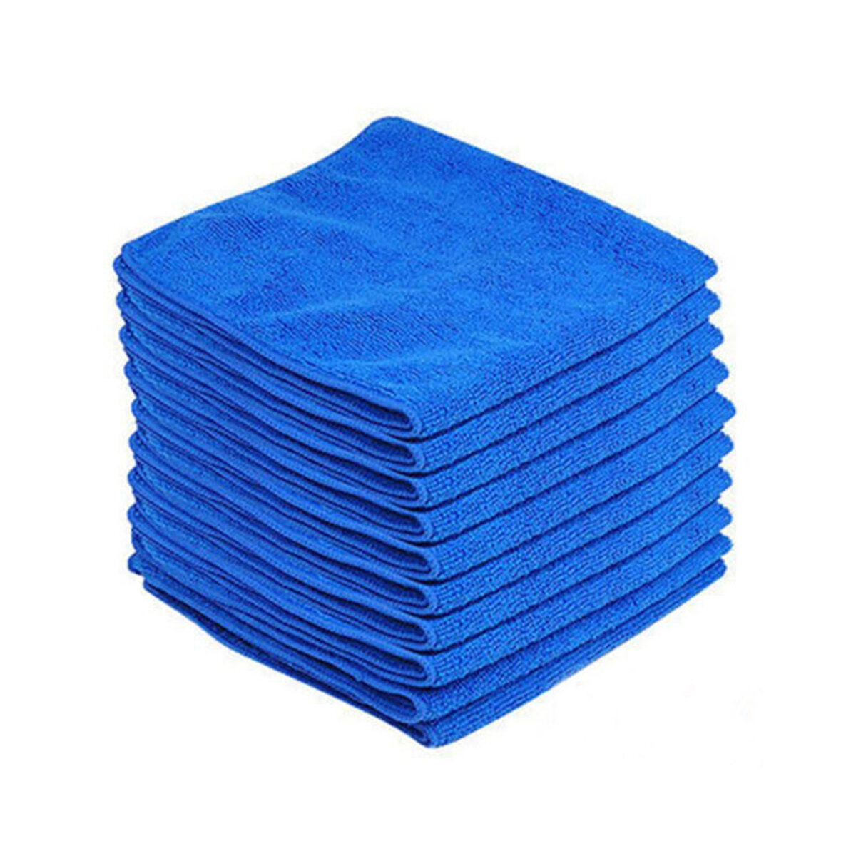 100 Pcs Microfiber Cleaning Cloth 14*14 Dust Wash Glasses Cloth Auto Detailing Glass Watch Jewelry Diy Lcd Led Tv Lens Cloth With The Best Service Eyewear Accessories
