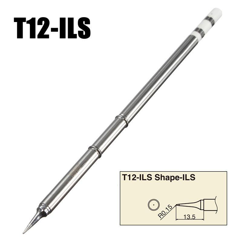 T12-ILS Solder Tips for Hakko FX-950/FX-951 Soldering Iron Station