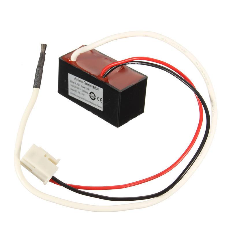 Diy Home Air Purifier Navigation Ion Anion Generator Ac230v Ionizer