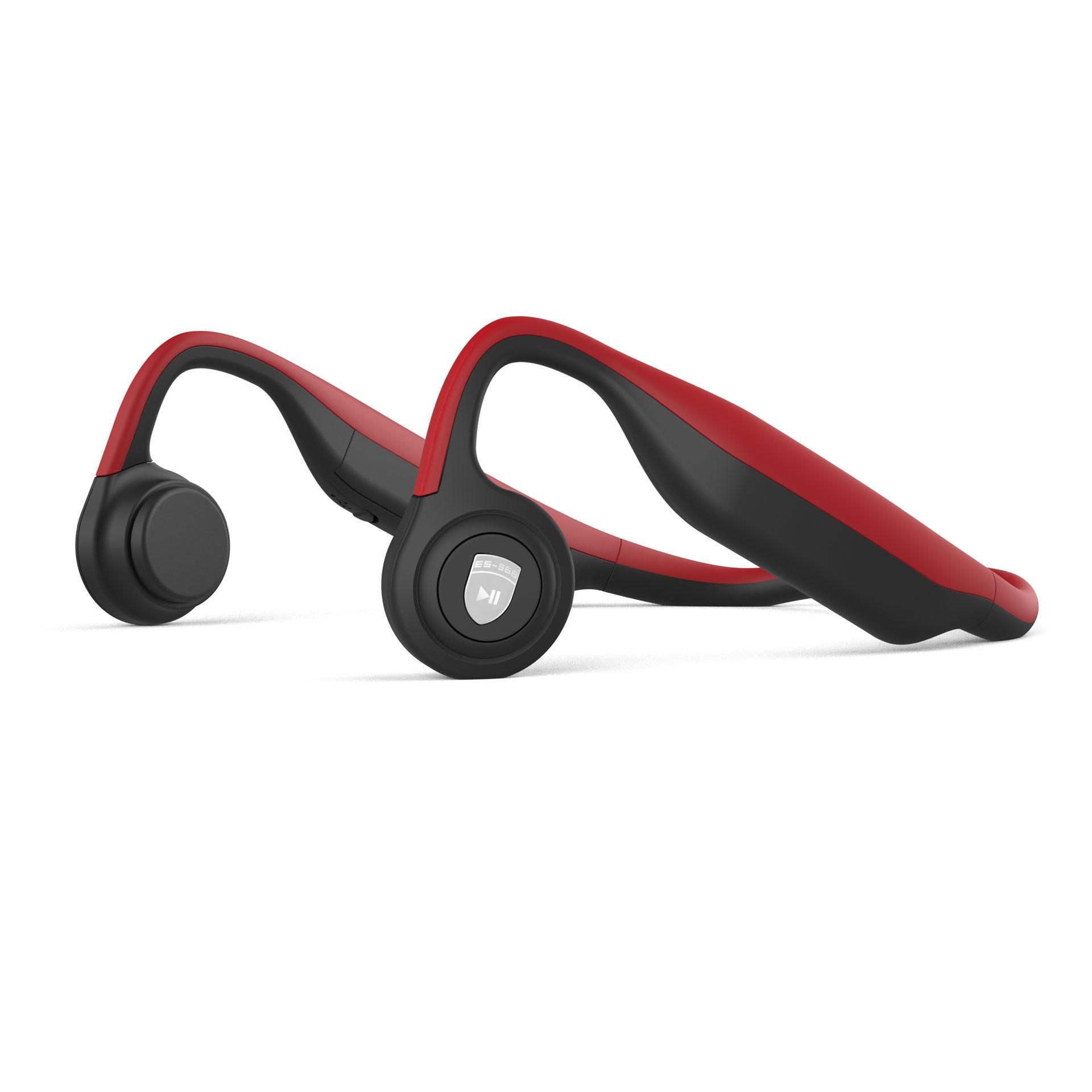Bakeey Smart Bone Conduction Headphone Wireless bluetooth Stereo Sports Waterproof Earphone With Mic