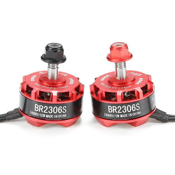 Racerstar Racing-editie 2306 BR2306S 2400KV 2-4S borstelloze motor voor X210 X220 250 RC drone FPV Racing