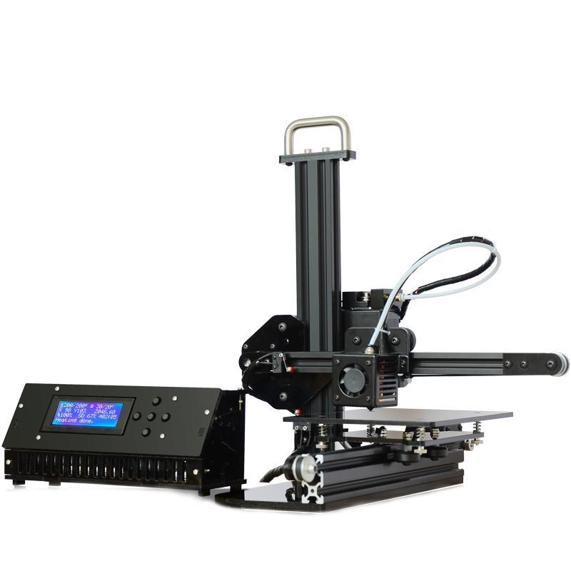 TRONXY® X1 Desktop DIY 3D Printer Kit 150*150*150mm Printing Size 1.75mm Support Off-line Print