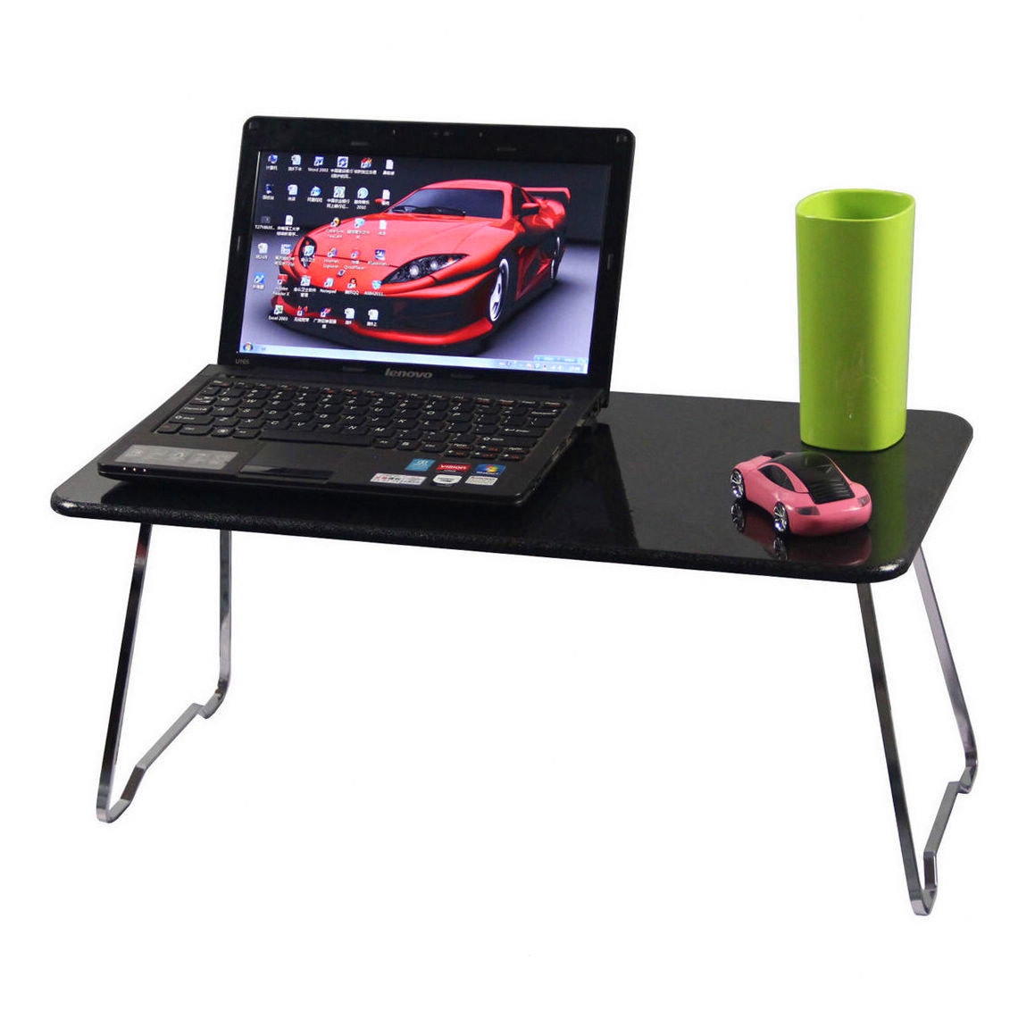 15 Inch Multi-color Bed Computer Desk Notebook Computer Desk Bed Folding Table Bed Student Table