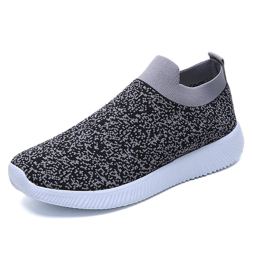 Large Size Walking Outdoor Casual Sneakers