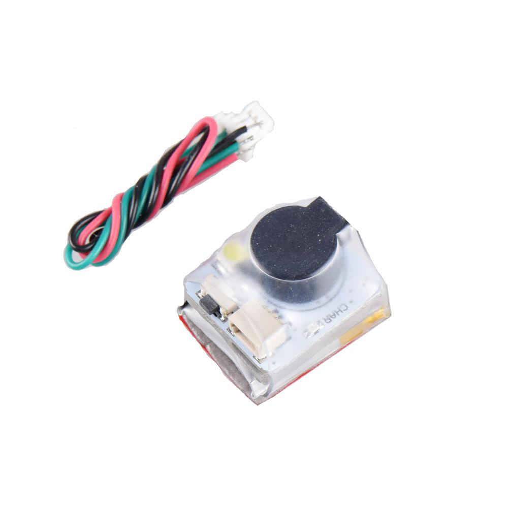 JHE42B_S Finder 5V Buzzer Tracker 110dB ultra puissant intégré Batterie pour contrôleur de vol RC Drone