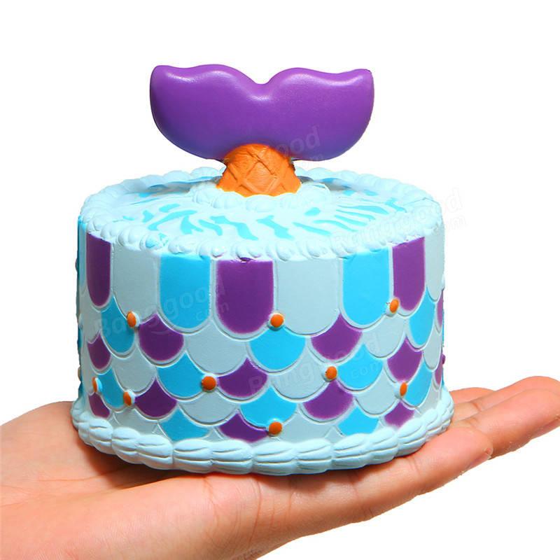 Nettes einhorn kuchen squishy 11 10cm superlangsame for Kuchen ab werk verkauf