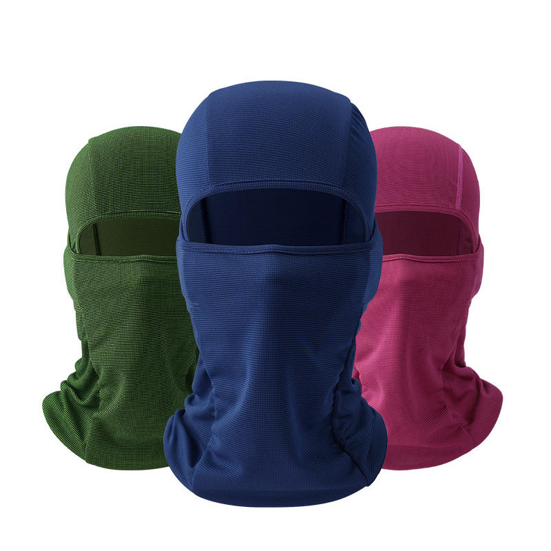Summer UV Protection Face Mask Windproof Ski Mask With Headwear Neck for  Cycling Motorcycle Hiking COD 2f407ef3b