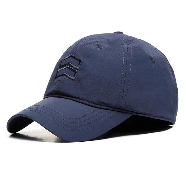 Unisex Män Kvinnor Snapback Baseball Cap Högkvalitativ Outdoor Sports Visor Hat