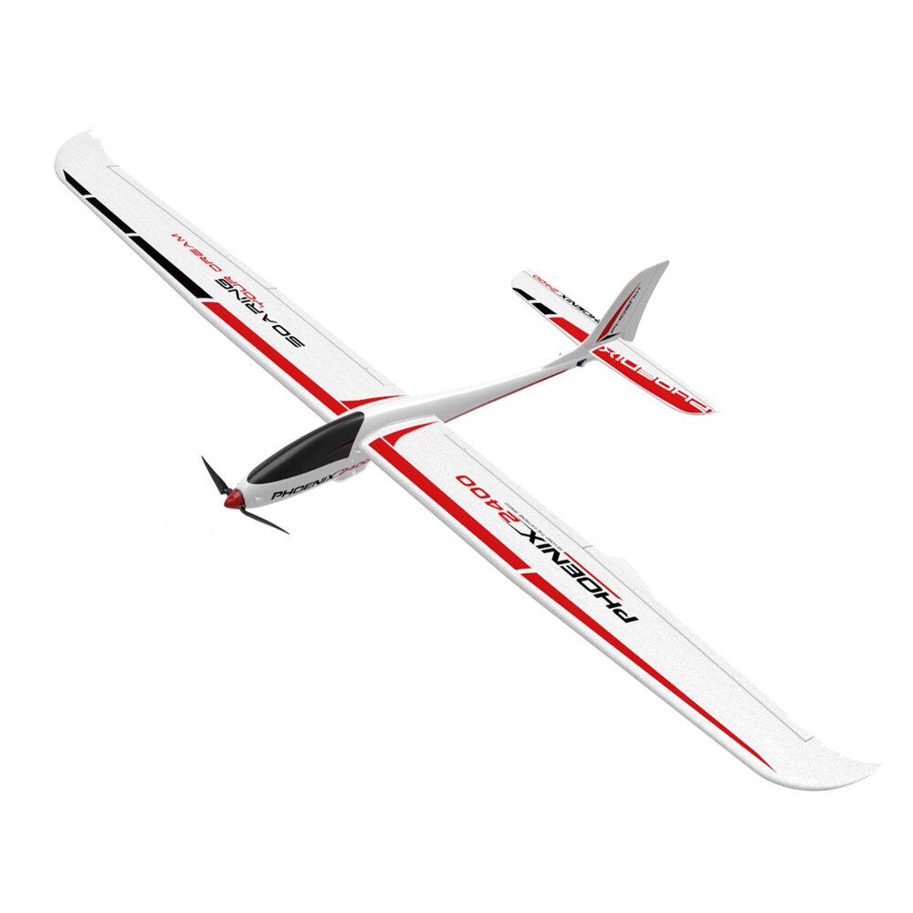 Volantex 759 3 Phoenix 2400 2400mm Wingspan Epo Rc Glider Airplane