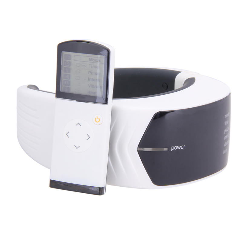 BANGPHY PL-758 Smart Electric Pulse Hyperthermia Vibration Neck Massager Wireless Remote Control