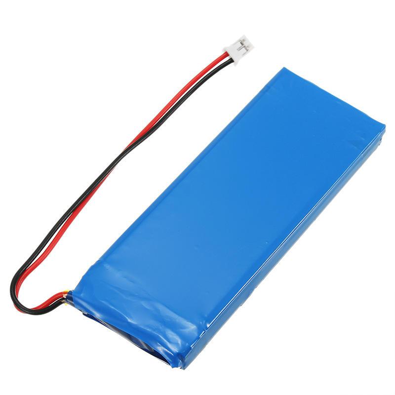 Eachine 7.4V 1200mAh LiPo-batterij JST-PH 2.0mm 2P-connector voor EV800D-bril