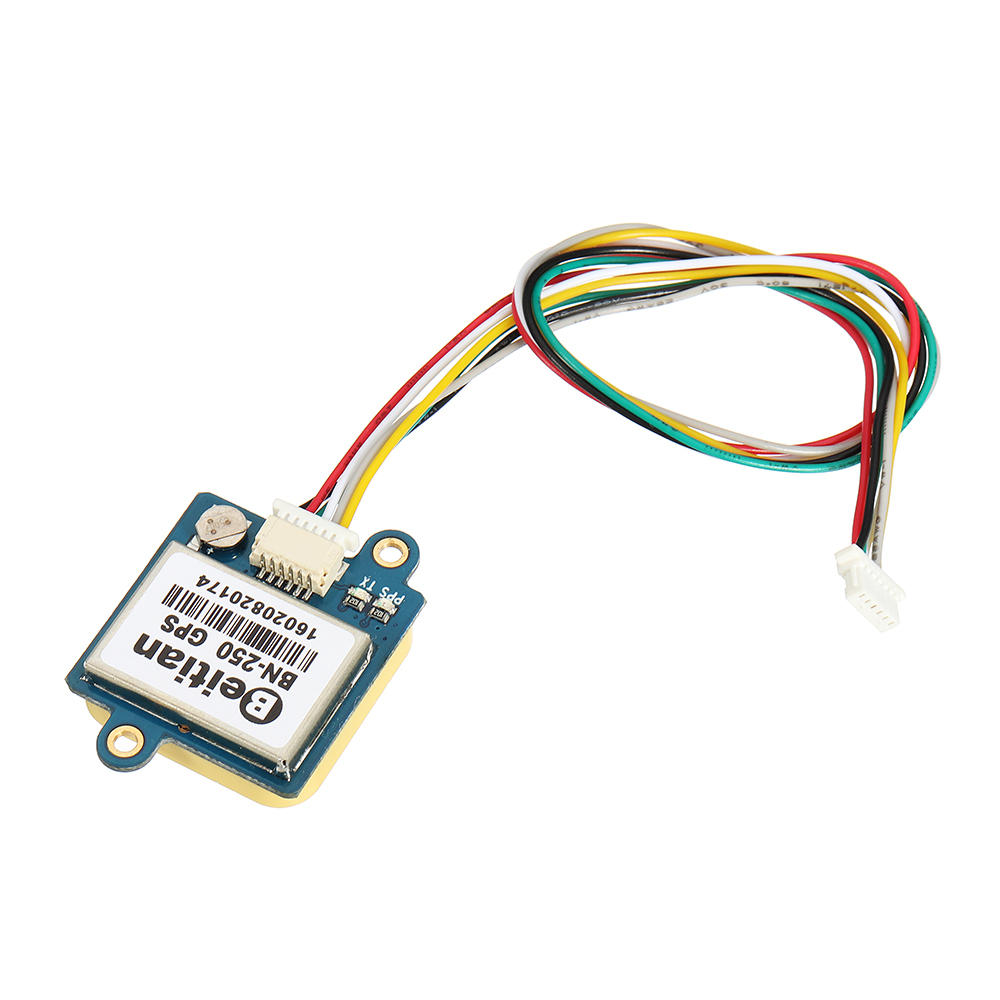Beitian Bn 280 Rs232 Gps Module Glonass Dual Mode With Antenna Rs 232 Powered Temperature Sensor