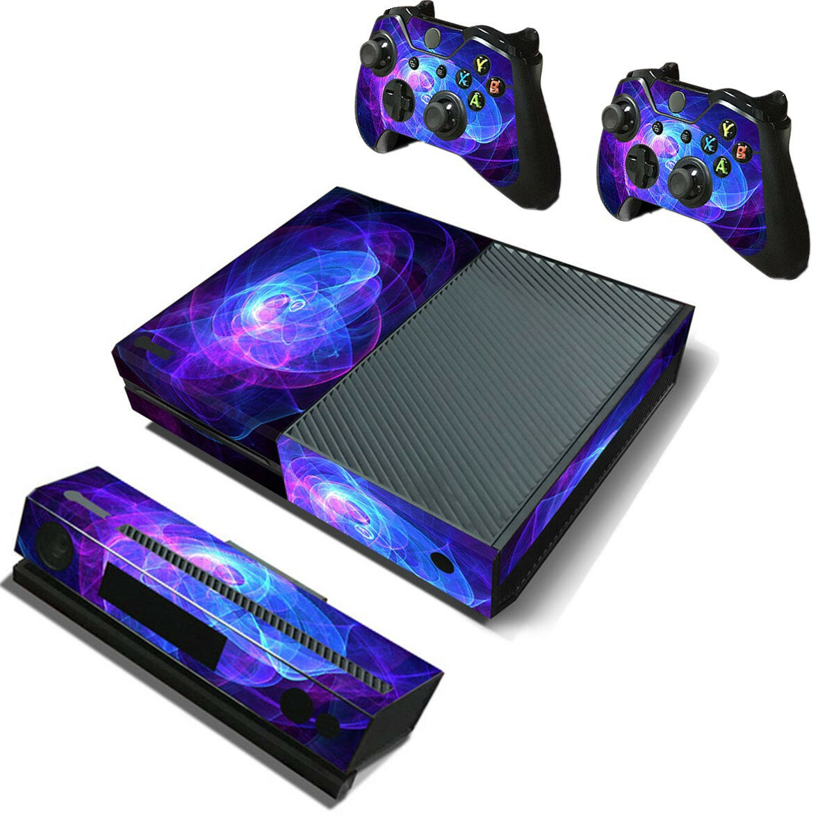 Soccer Models Xbox One S Sticker Console Decal Xbox One Controller Vinyl Skin Video Game Accessories