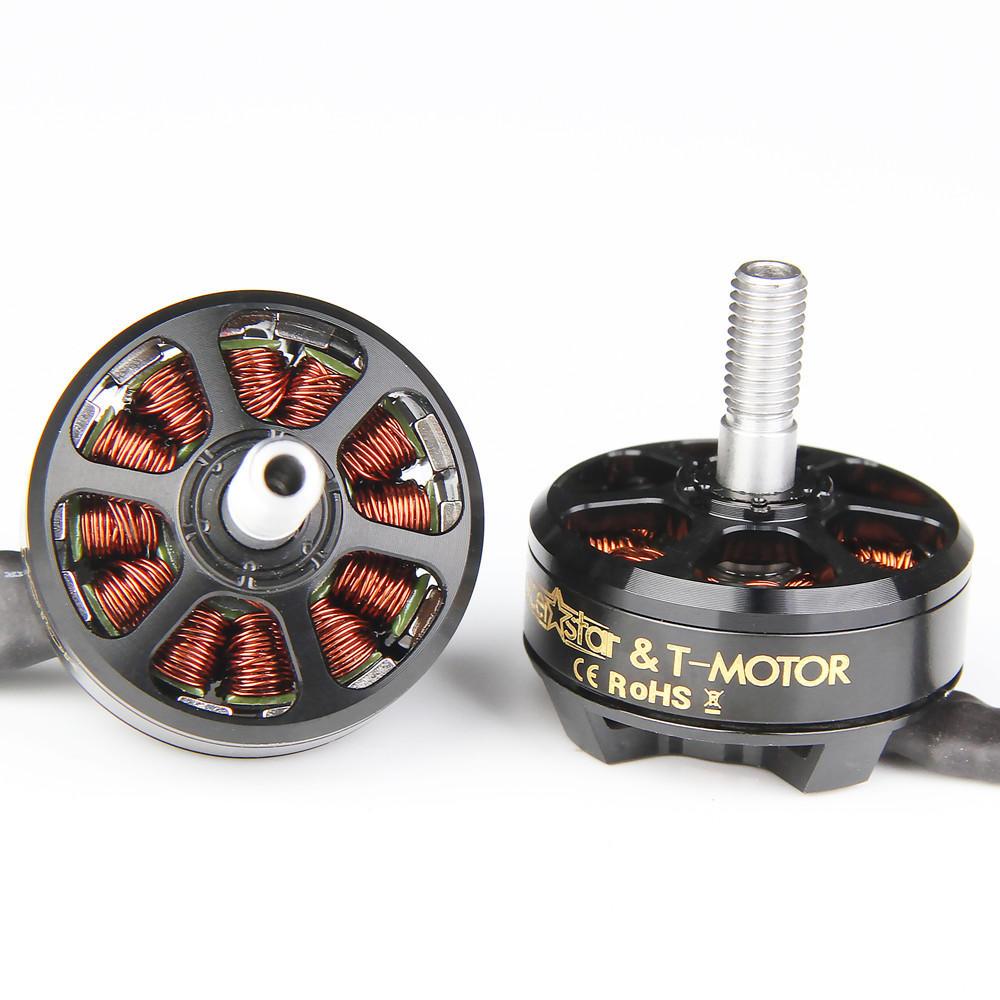 Racerstar & T-Motor F40 II 2305 1600KV 3-6S / 2400KV 3-4S Brushless Motor for RC Drone FPV Racing