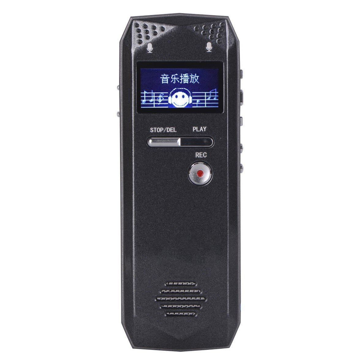 8GB 16GB 32GB Rechargeable Voice Recorder Pen MP3 Player Support TF Card Line In Record