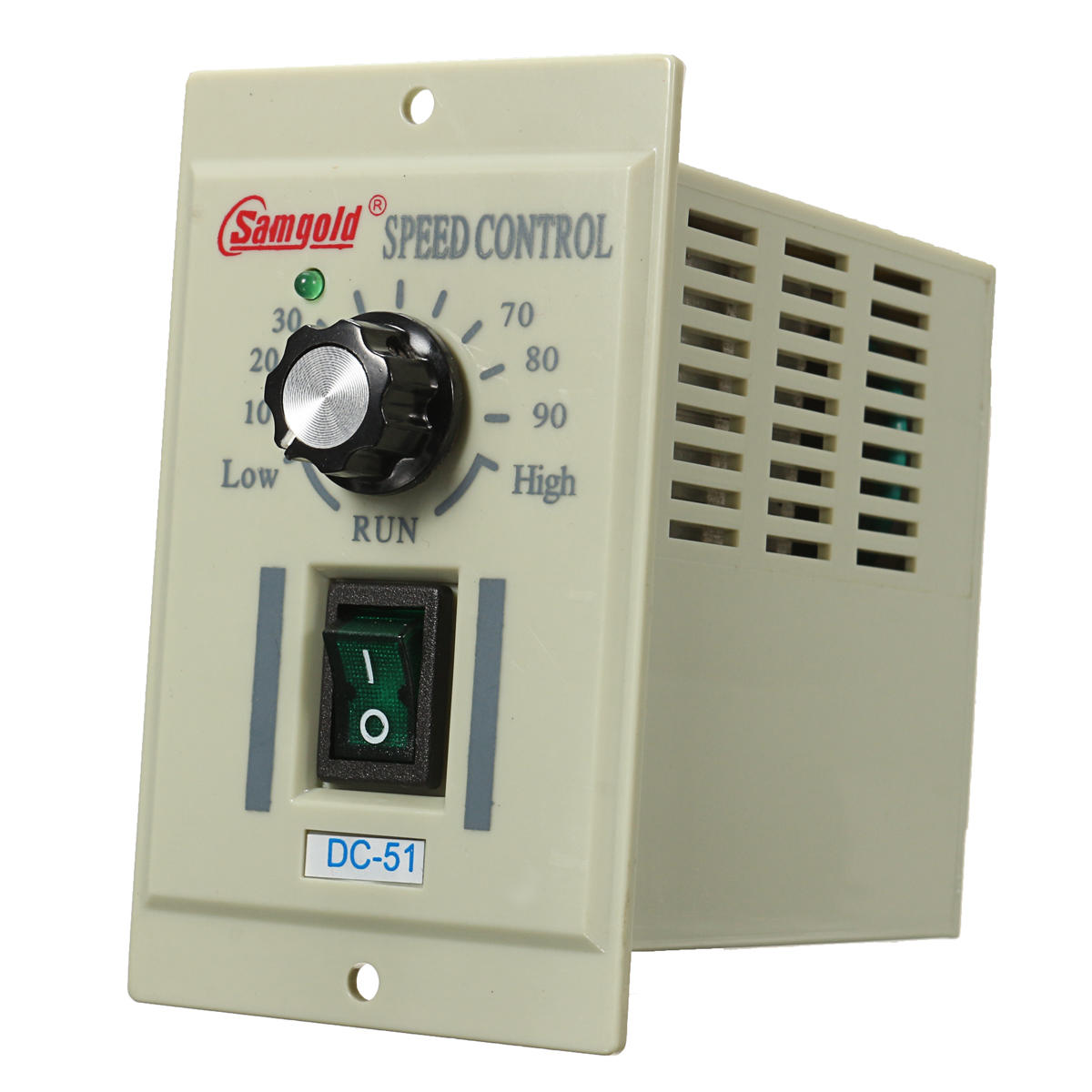 Dc 51 1 3 Phase Ac 110v Motor Speed Controller Variable Adjust For Circuit