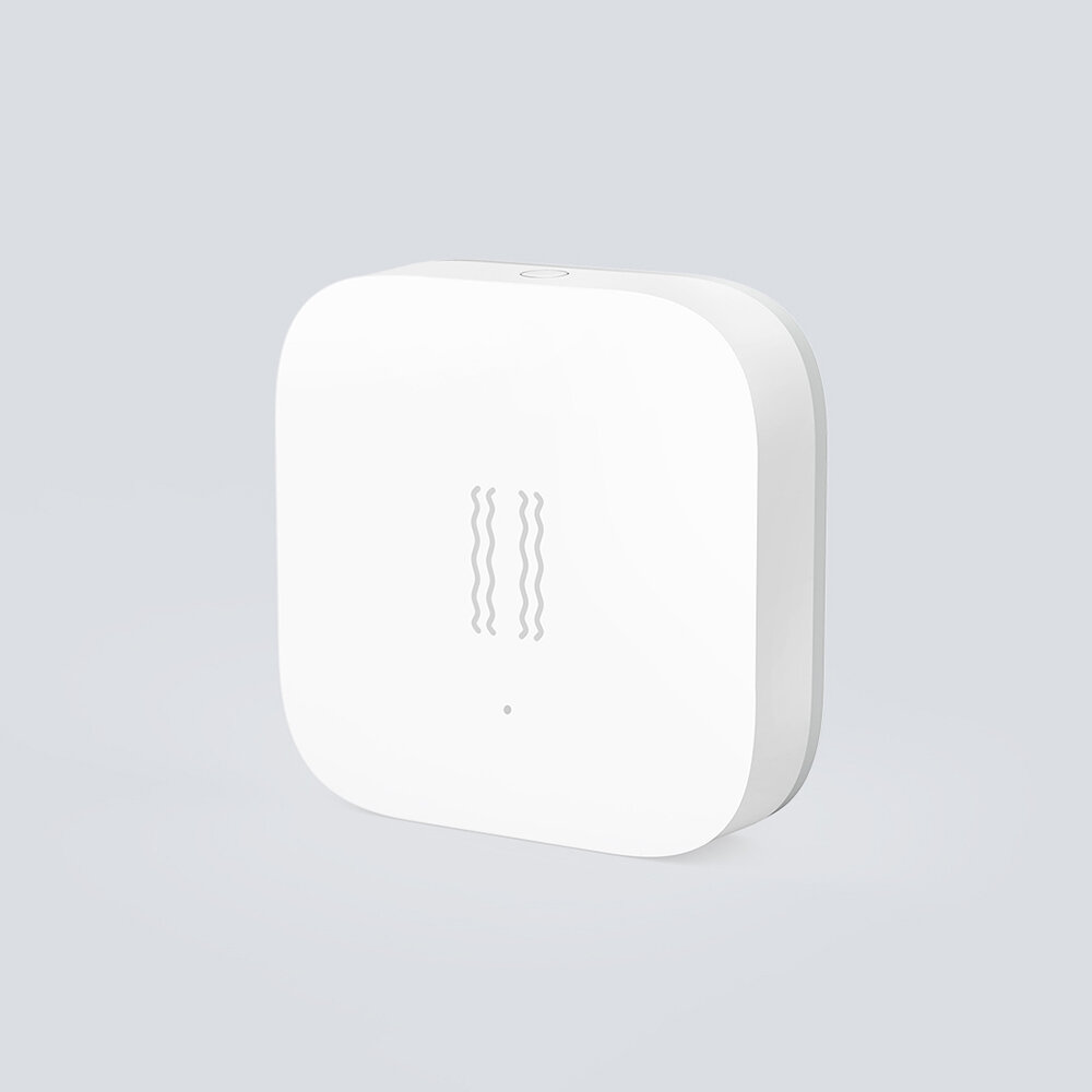 Original Xiaomi Aqara Smart Motion Senso Versión internacional Smart Home Detección de vibración Control remoto Notificación