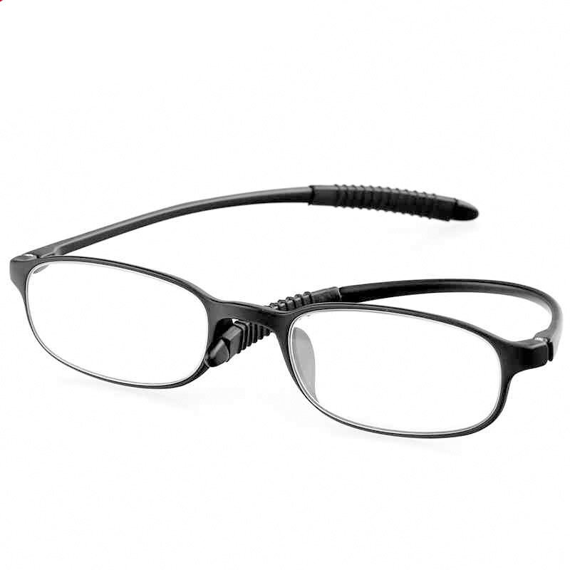 Minleaf TR90 Ultralight Unbreakable Best Reading Glasses Pressure Reduce Magnifying