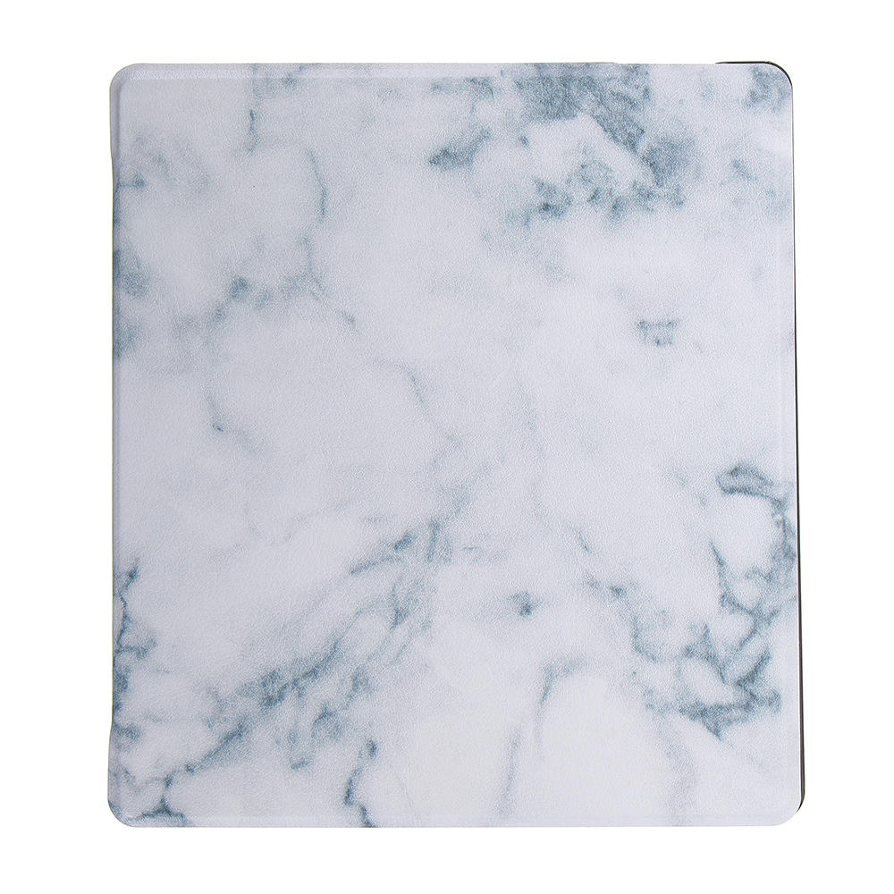 PU + PC Smart Sleep Marble Motif Cas de Couverture de Protection Pour Oasis Kindle 7 Pouces Ebook Reader