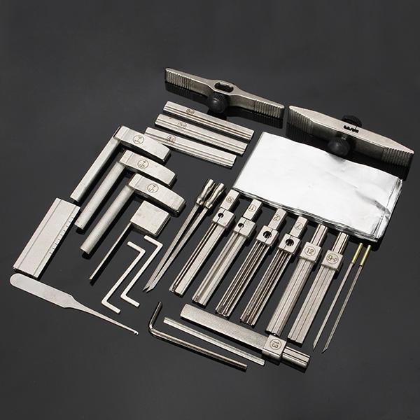Daniu Multifunctional Tool Kit Locksmith Tools Lock Pick