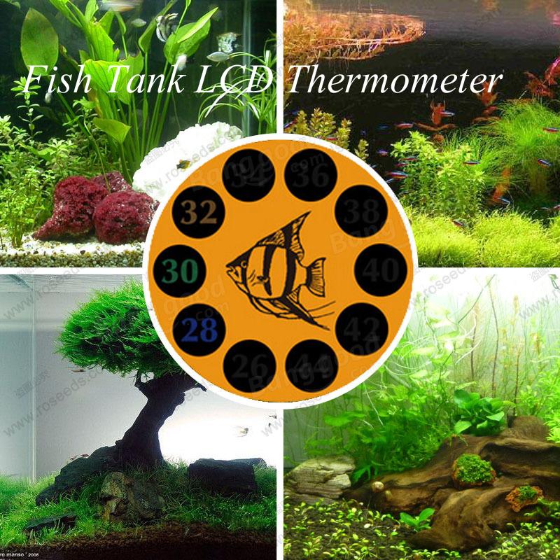 Boyu bt 04 lcd scolorire termometro acquario termometro for Termometro per acquario tartarughe