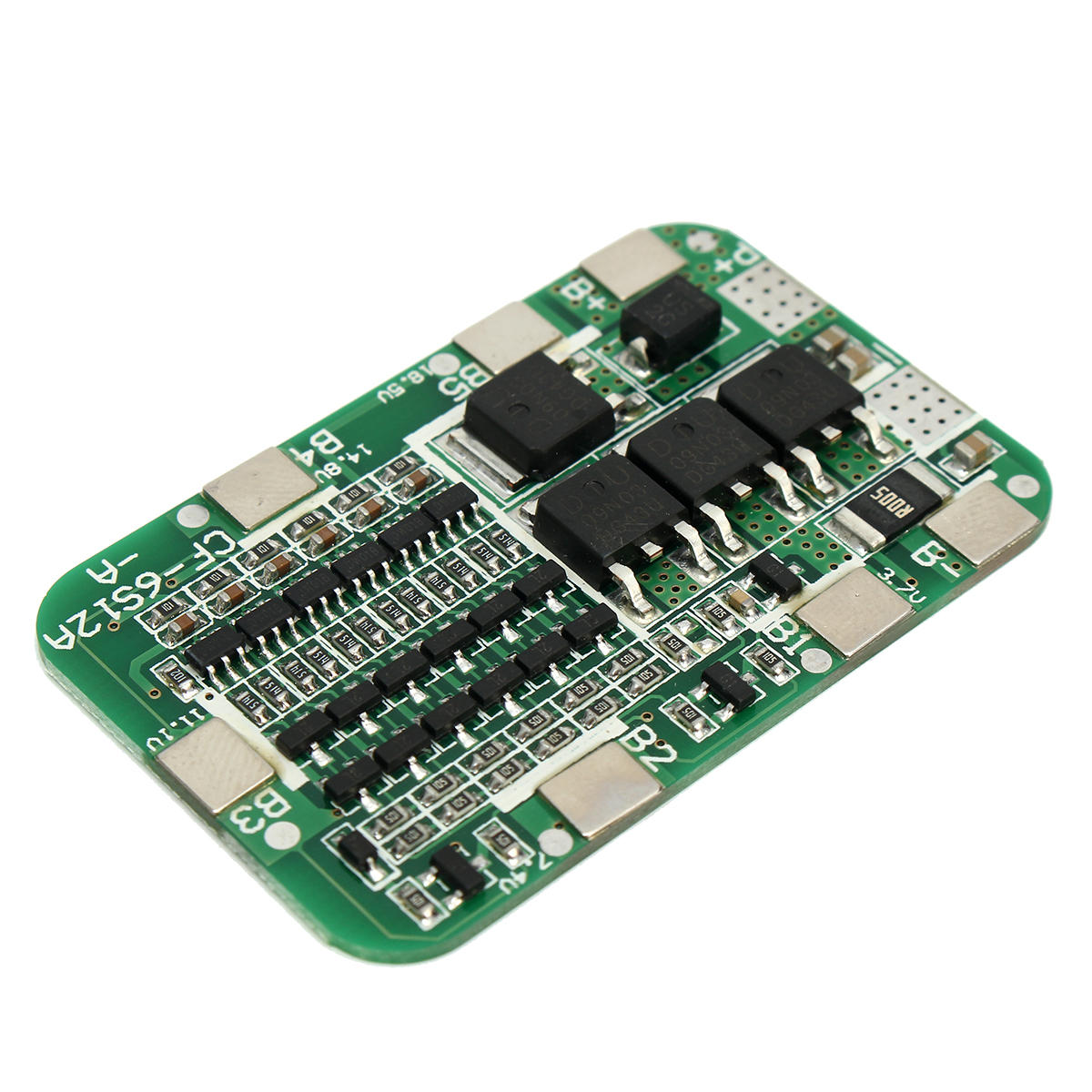 Pcb Bms 6s 15a 24v Battery Protection Board For 18650 Li Ion Lithium China Digital Fm Receiver Circuit Assembly Production Cell