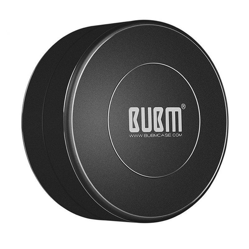 BUBM Metal Ao Ar Livre À Prova D 'Água Fone De Ouvido Organizado Caixa Cabo USB Acessório Coleção de Armazenamento Bolsa