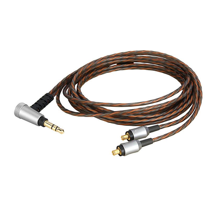 Earmax HDC213A DIY Yedek Telefon Kulaklığı ATH-CKR100is CKR90 CKS1100is için Kulaklık Ses Kablosu