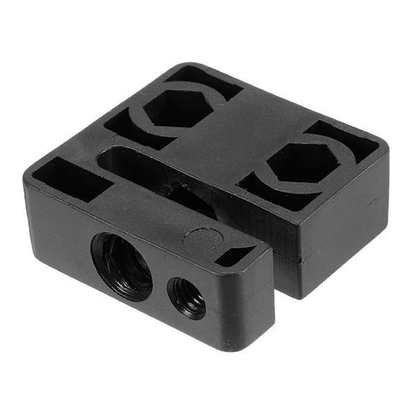 5PCS T8 8mm Lead 2mm Pitch T Thread POM Sièges trapézoïdaux à vis pour imprimante 3D