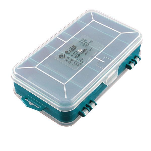 สกรูคู่ด้าน เครื่องมือ Gadgets Storage Box เคส