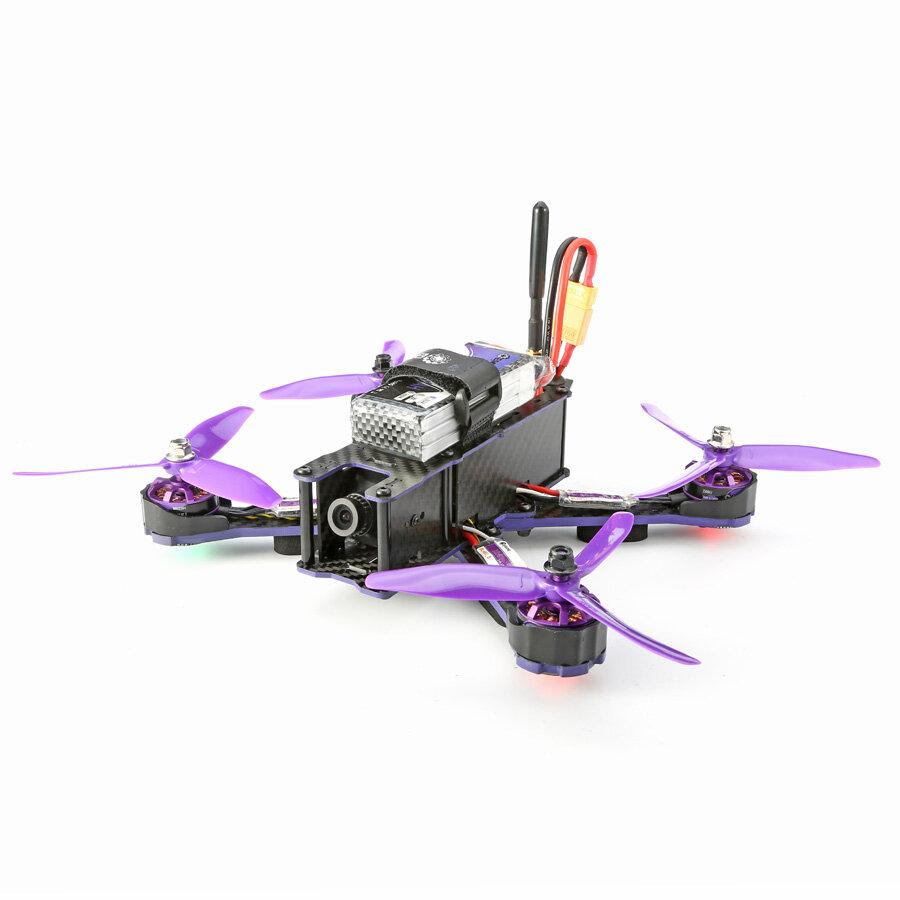 Eachine Wizard X220 FPV Drone Racing Blheli_S F3 6DOF 2205 2300KV Motore 5.8G 48CH 200MW VTX ARF