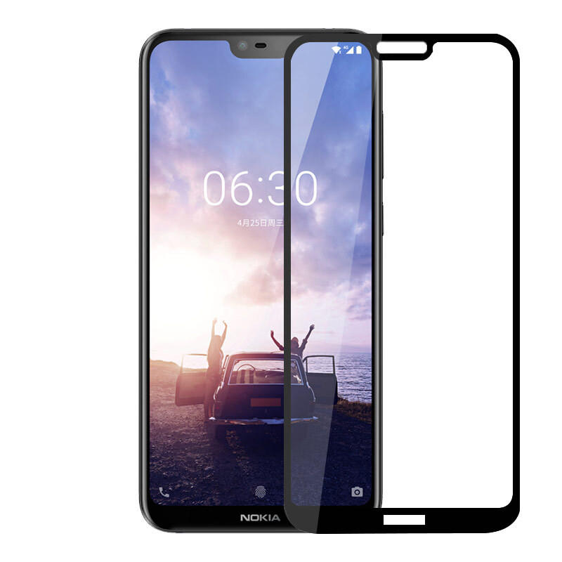 Bakeey™ Anti-explosion HD Clear Tempered Glass Screen Protector for Nokia X6 / 6.1 Plus