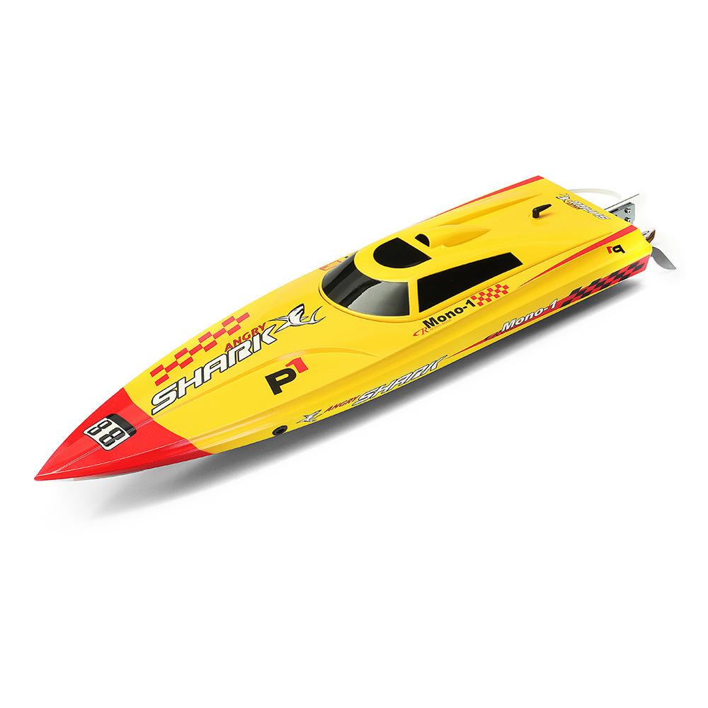 Volantexrc Vector PRO 798-2 800mm 2.4G 2CH Brushless RC Boat ARTR Toys With Metal Propeller