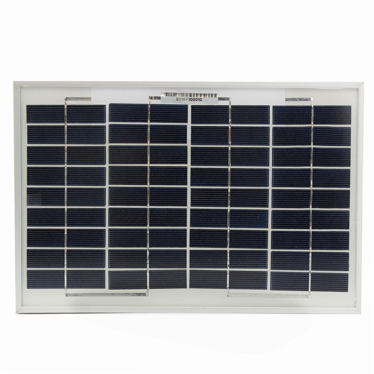 10w Watt 12v Polycrystalline Poly Solar Panel Module Battery Charger Cod