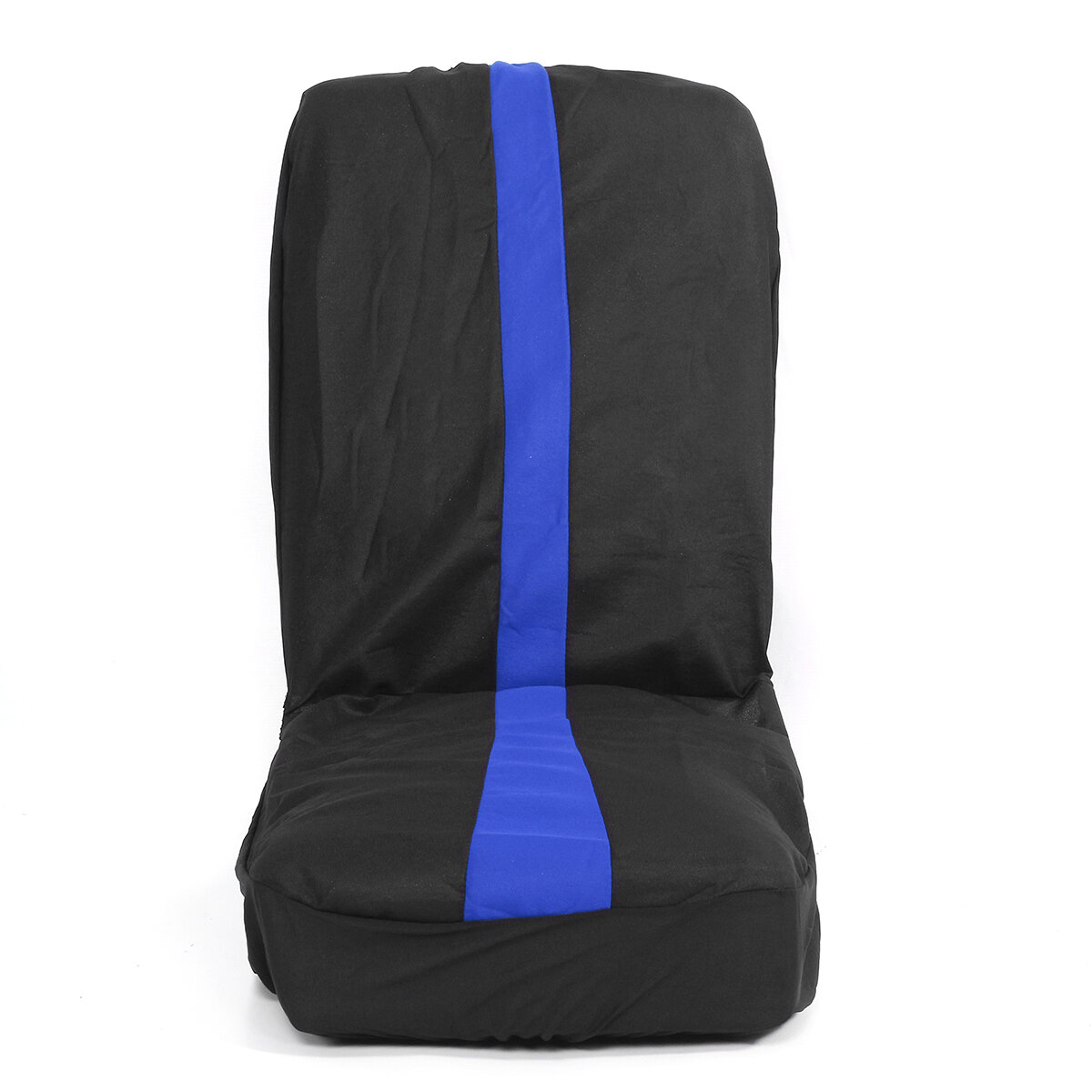 8Pcs Polyester Fabric Car Front and Back Seat Cover Cushion Protector Universal for Five Seats Car