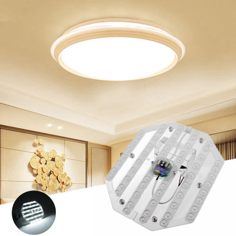 24W 38W 50W LEDモジュール天井ランプを交換する白いライト天井照明モジュールAC180-265V
