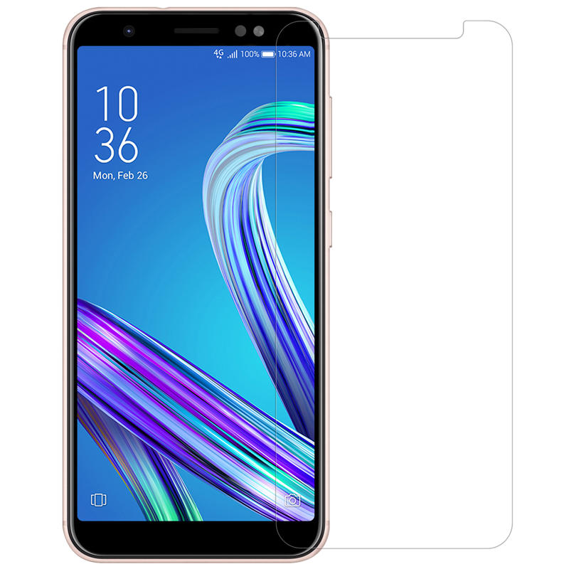 Bakeey High Definition Soft Screen Protector for Asus ZenFone Max (M1) / ZB555KL