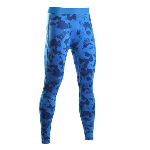 44f64d8c9f Camouflage Compression Pants Mens Fitness Jogging Skins Tights Gym Long  Leggings Quick Dry Pants - Black XS COD