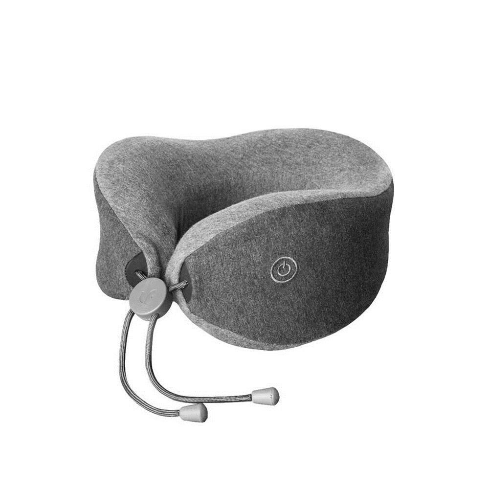 XIAOMI LEFAN Multi-function U-shaped Massage Neck Pillow Double Interior Bedsit Pillow